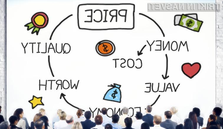 Kaj vse določa spletno ceno?