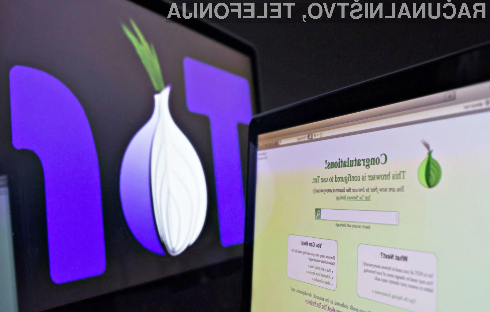 Novo omrežje Tor naj bi bilo precej bolj varno od zdajšnjega!