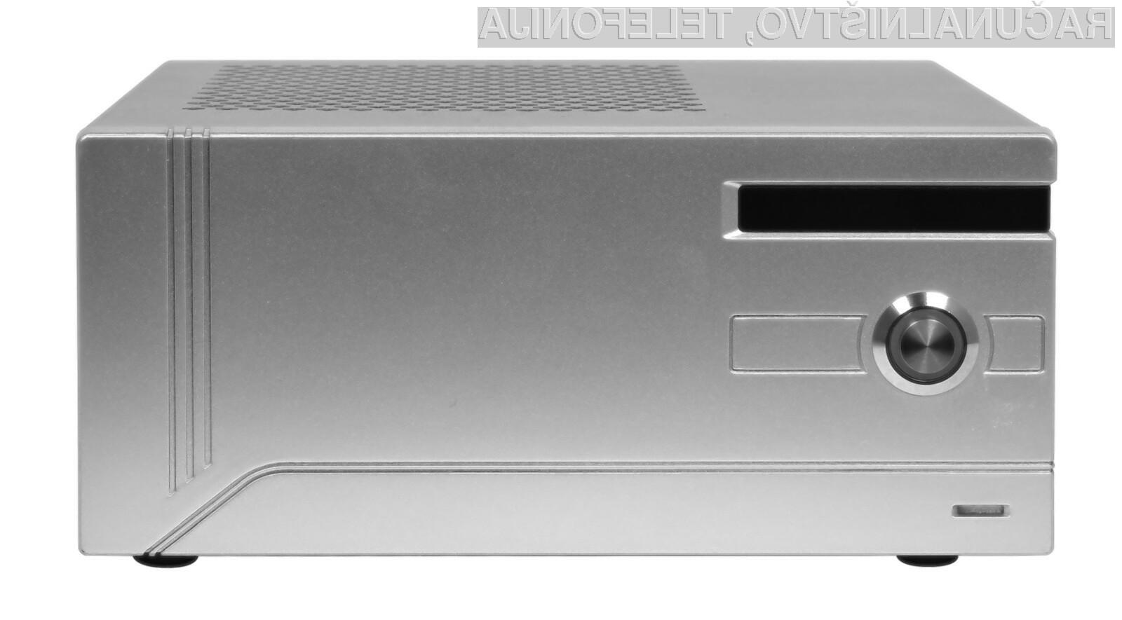 Zunanja grafična kartica KFA2 SNPR External Graphics Enclosure je kos tudi najzahtevnejšim nalogam.
