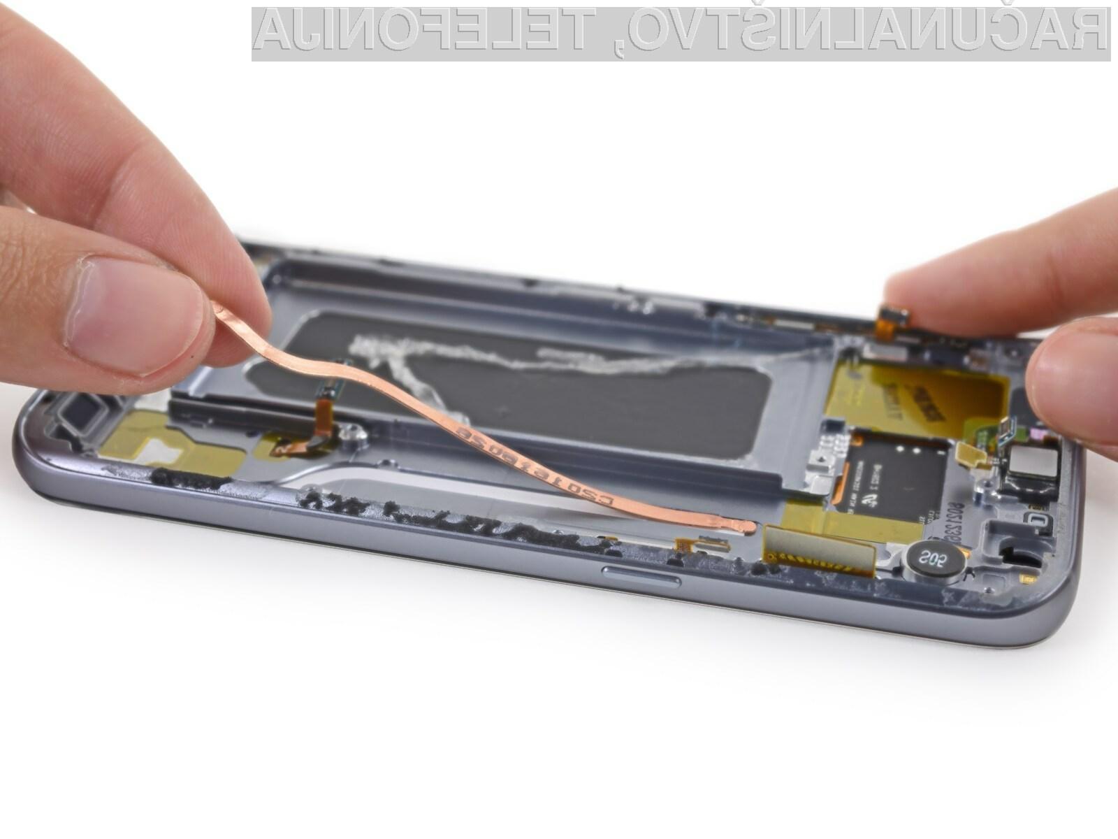 Superhlajenje za pametne telefone Samsung