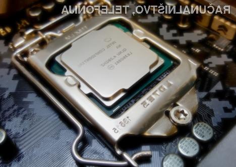 Popravka za ranljive Intelove procesorje bodo deležni le uporabniki novejših računalnikov!