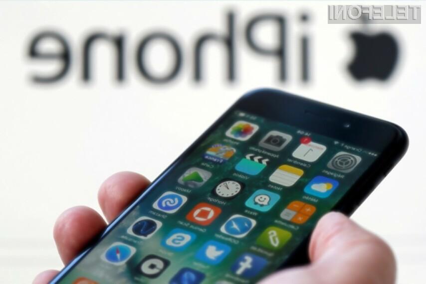Nova telefona iPhone bosta opremljena z zasloni AMOLED!