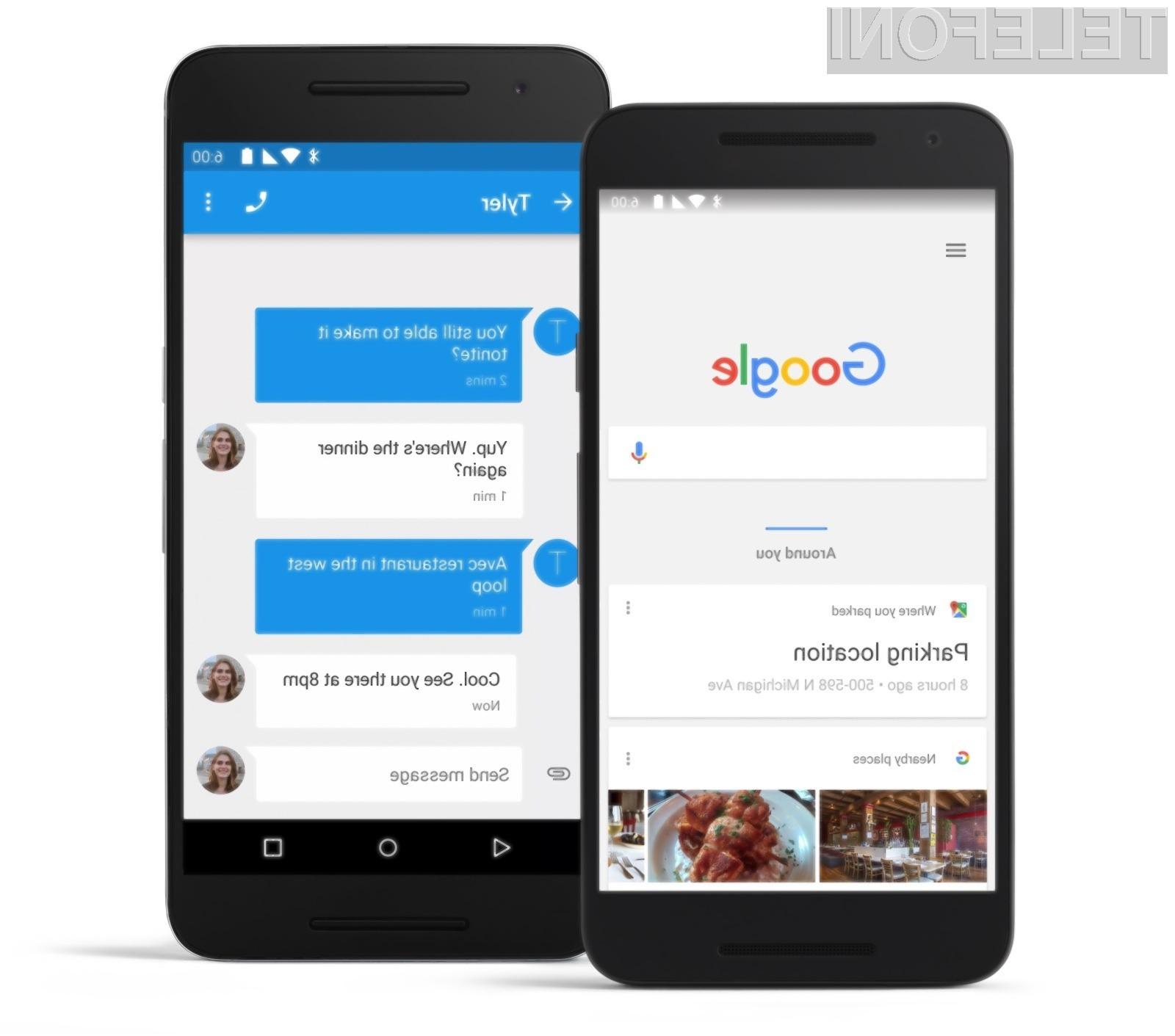 Google prikrito zbira podatke uporabnikov mobilnih naprav Android.