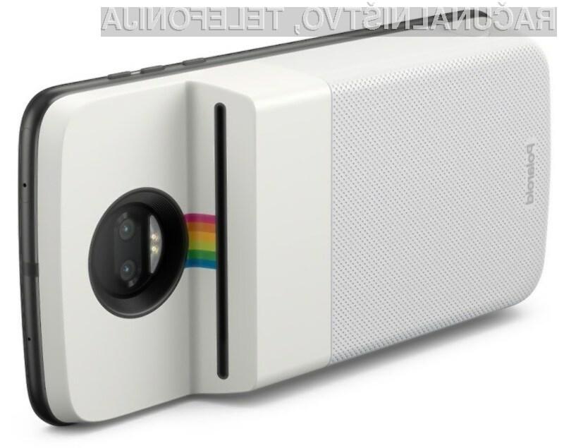 Novi Polaroid za zahtevne in sodobne!