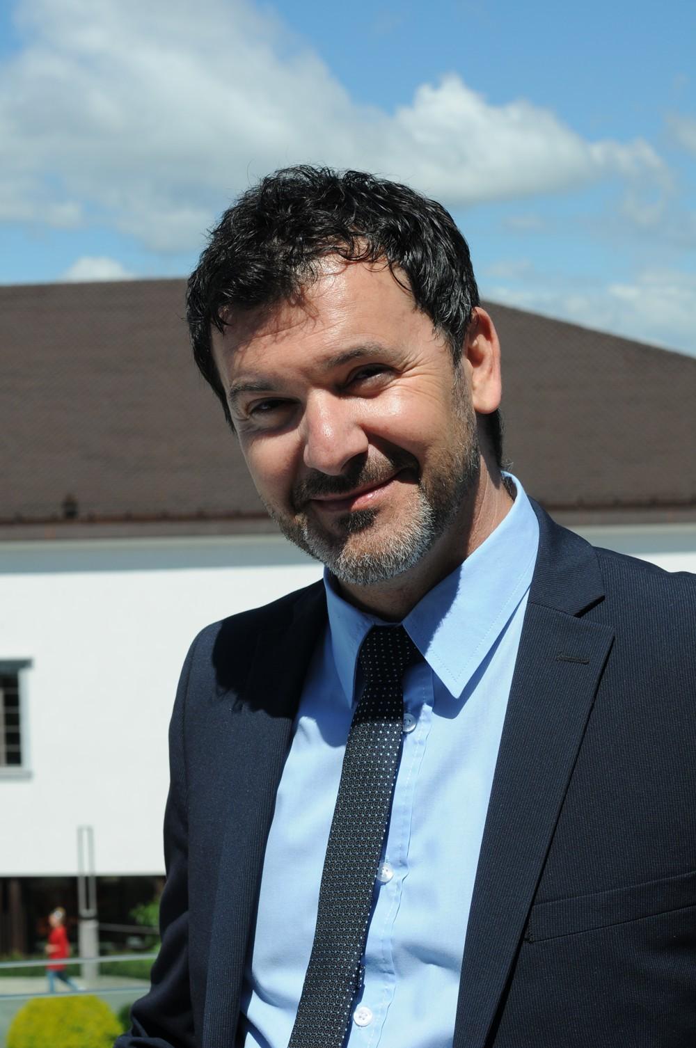 Rony Plevnik, direktor poslovnih rešitev v družbi Unistar PRO