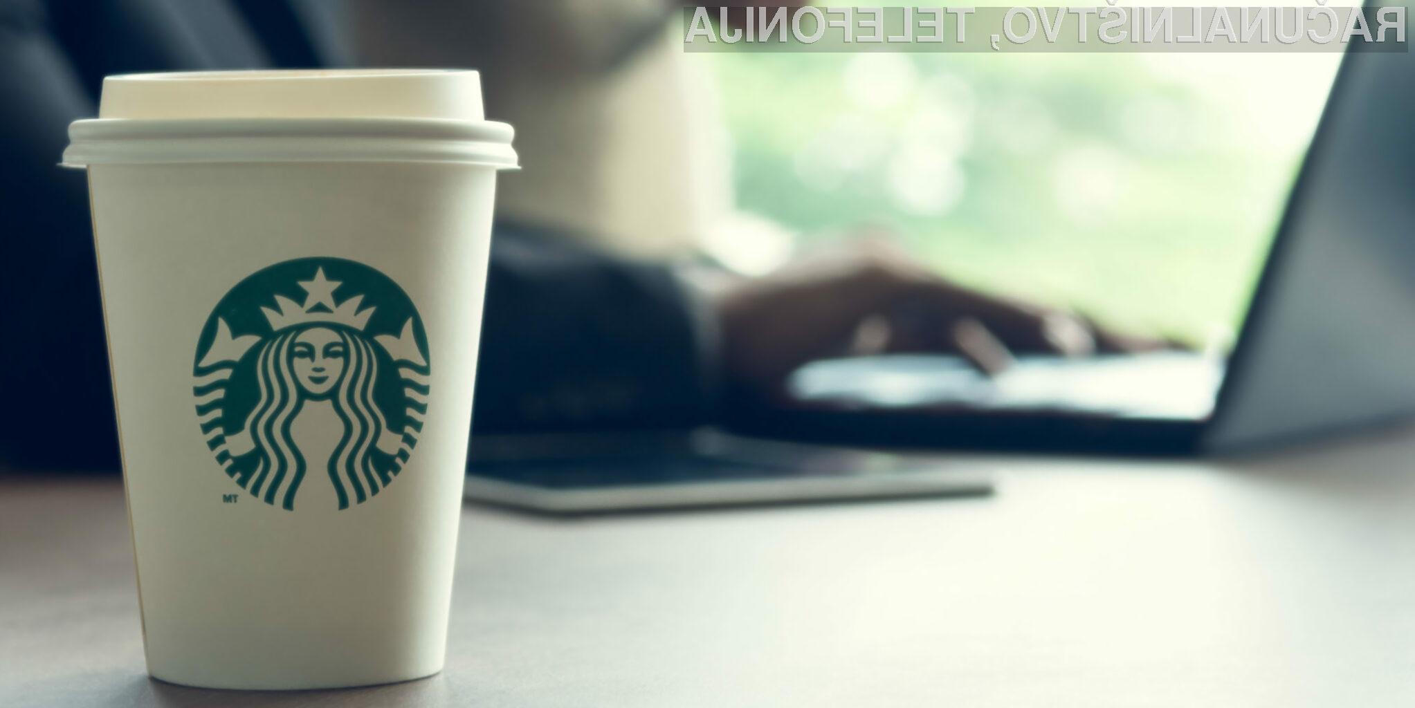 Uporabniki v Starbucksu do nevede rudaril kriptovaluto Monero.