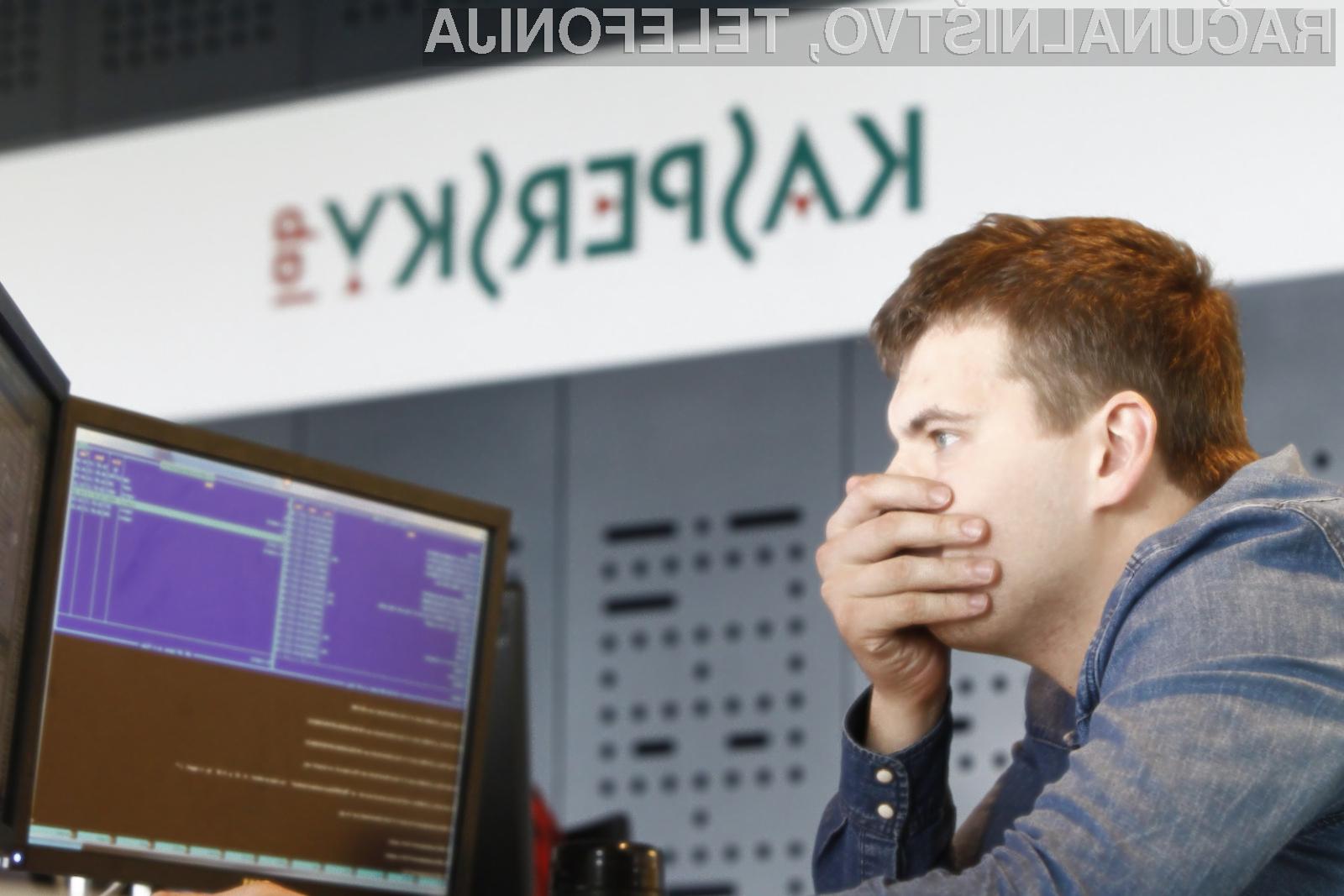 Kaspersky Lab je bil ponovno neupravičeno obtožen sodelovanja z rusko vlado.