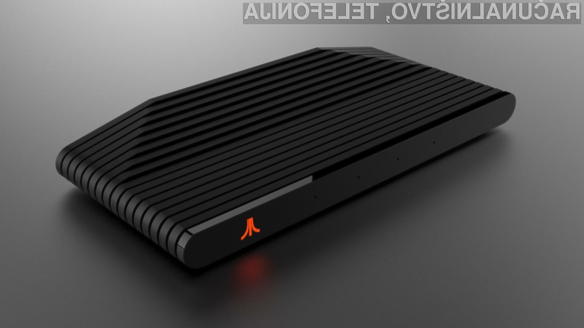 Zanimanje za igralno konzolo Ataribox je nadpovprečno visoko!