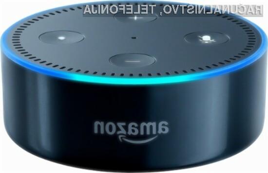 Pametne zvočnike Amazon družine Echo lahko odslej naročimo tudi v Slovenijo.
