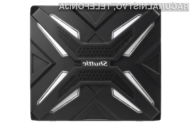 S kompaktnim osebnim računalnikom Shuttle bomo zlahka poganjali tudi najzahtevnejše igre!
