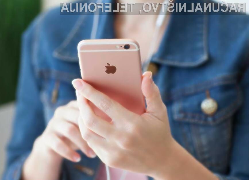 Novi iOS bo uporabnikom omogočil pohitriti telefone iPhone, a bo njihova avtonomija delovanja precej krajša.