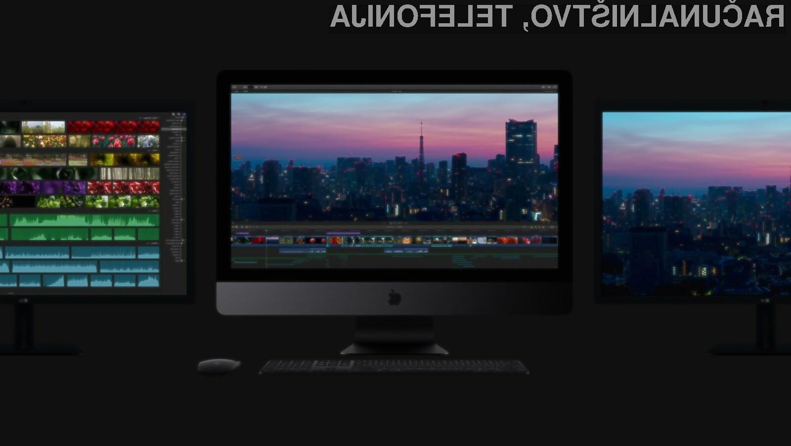 Novi iMac Pro dobesedno poka od zmogljivosti!