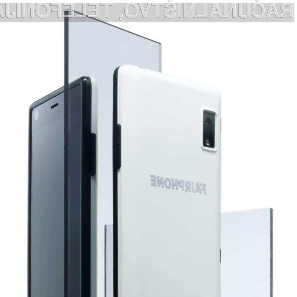 Fairphone 2 na voljo za naročilo