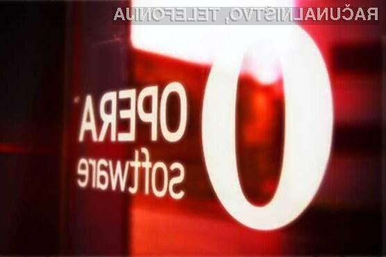 Opera Software bo kmalu postala del zgodovine!