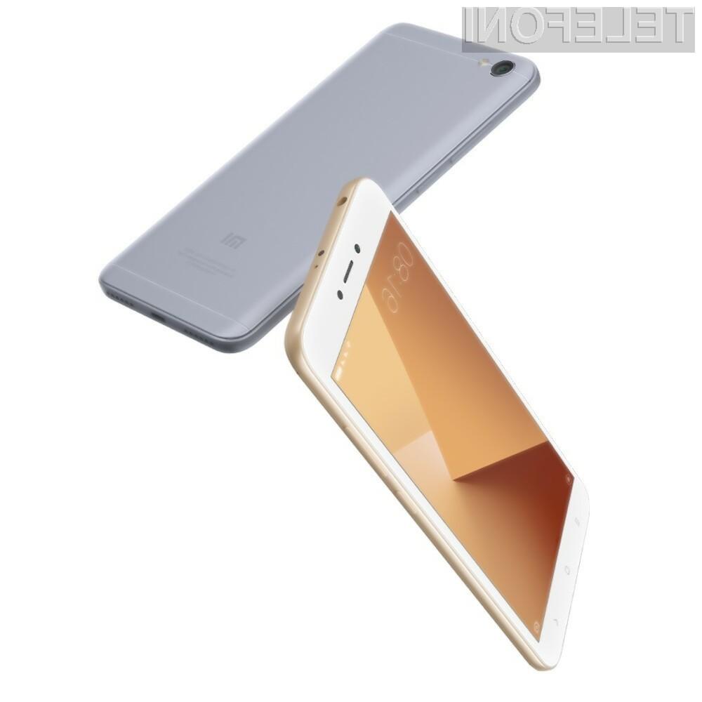 Z nakupom telefona Xiaomi Redmi Note 5A enostavno ne moremo zgrešiti.