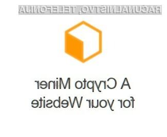"""Spletna stran lahko """"rudari"""" za kriptovalutami"""
