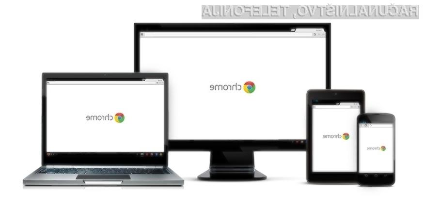 Novi Google Chrome bo naredil našo izkušnjo deskanja po spletu še prijetnejšo!