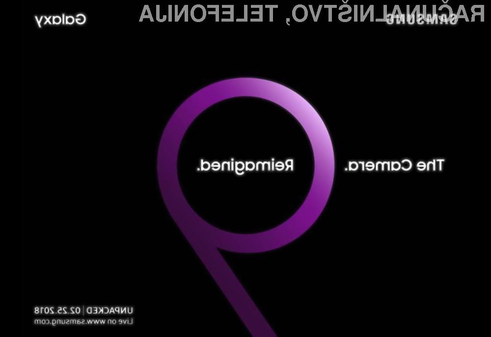 Samsung bo razkril Galaxy 9 že naslednji mesec