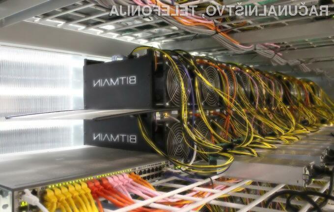 Konec rudarjenja Bitcoinov na Kitajskem?