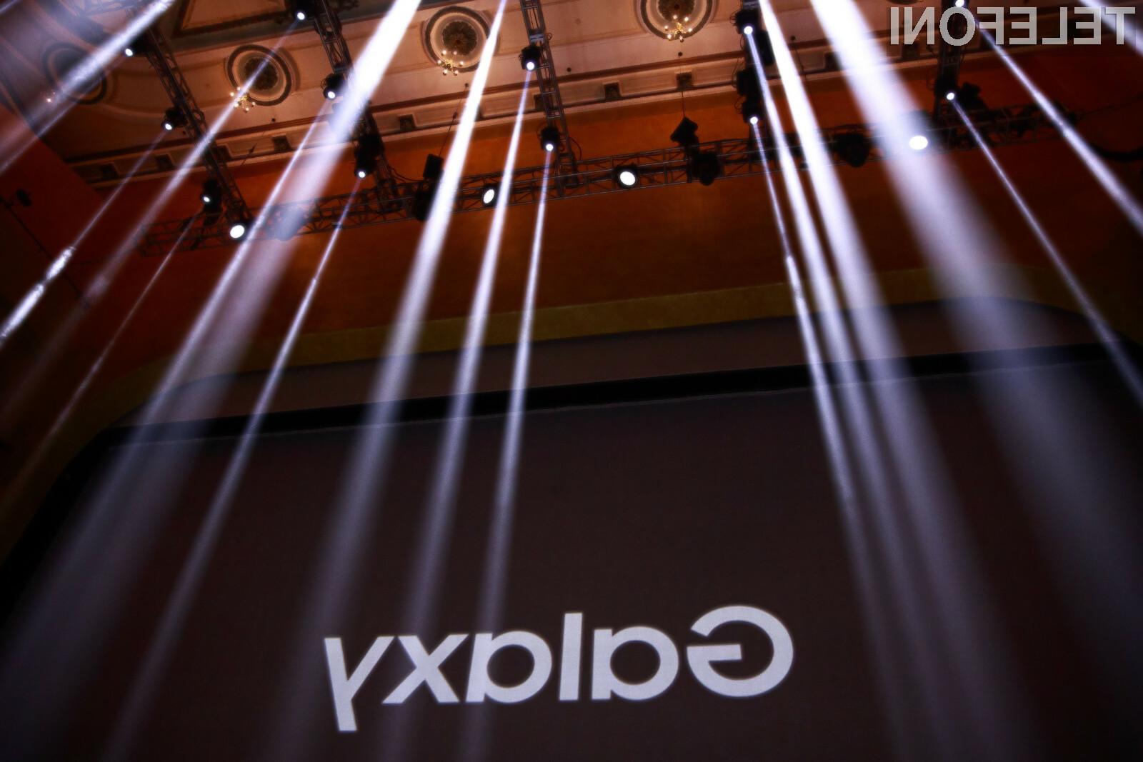 Pametni mobilni telefon Samsung Galaxy S9 naj bi bil v osnovi zelo podoben njegovemu predhodniku.