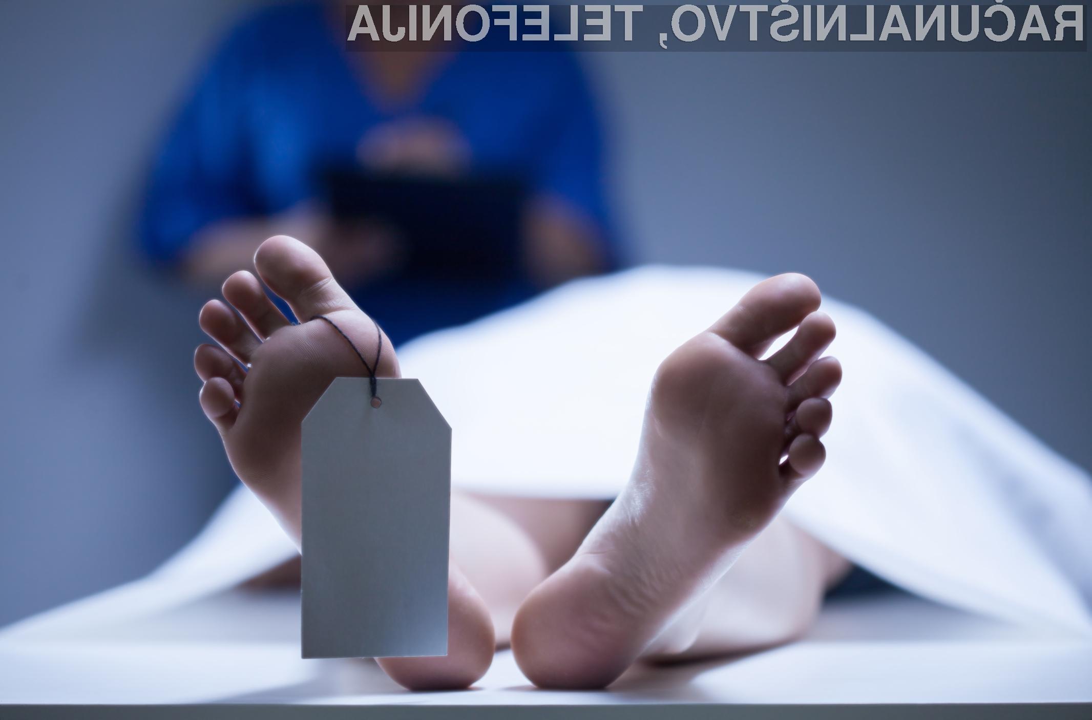 Namenska aplikacija lahko s kar 90 odstotno natančnostjo predvidi, kateri pacient v bolnišnici bo umrl.