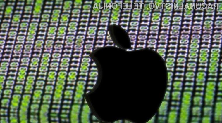 Nadgradnje Apple iOS 11.2.2 in macOS 10.13.2 vas bodo zaščitile pred ranljivostjo imenovano Spectre!