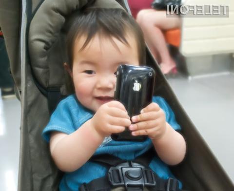Apple bi lahko omogočil omejitev uporabe telefonov iPhone mlajšim od 18 let.