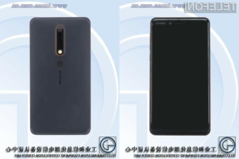 Nokia 6 naj bi bila primerna tudi za nekoliko zahtevnejše uporabnike.