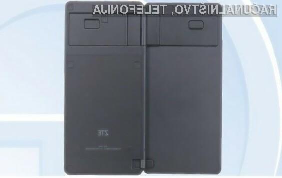 Pametni mobilni telefon ZTE Axon M nedvomno izgleda naravnost fantastično!