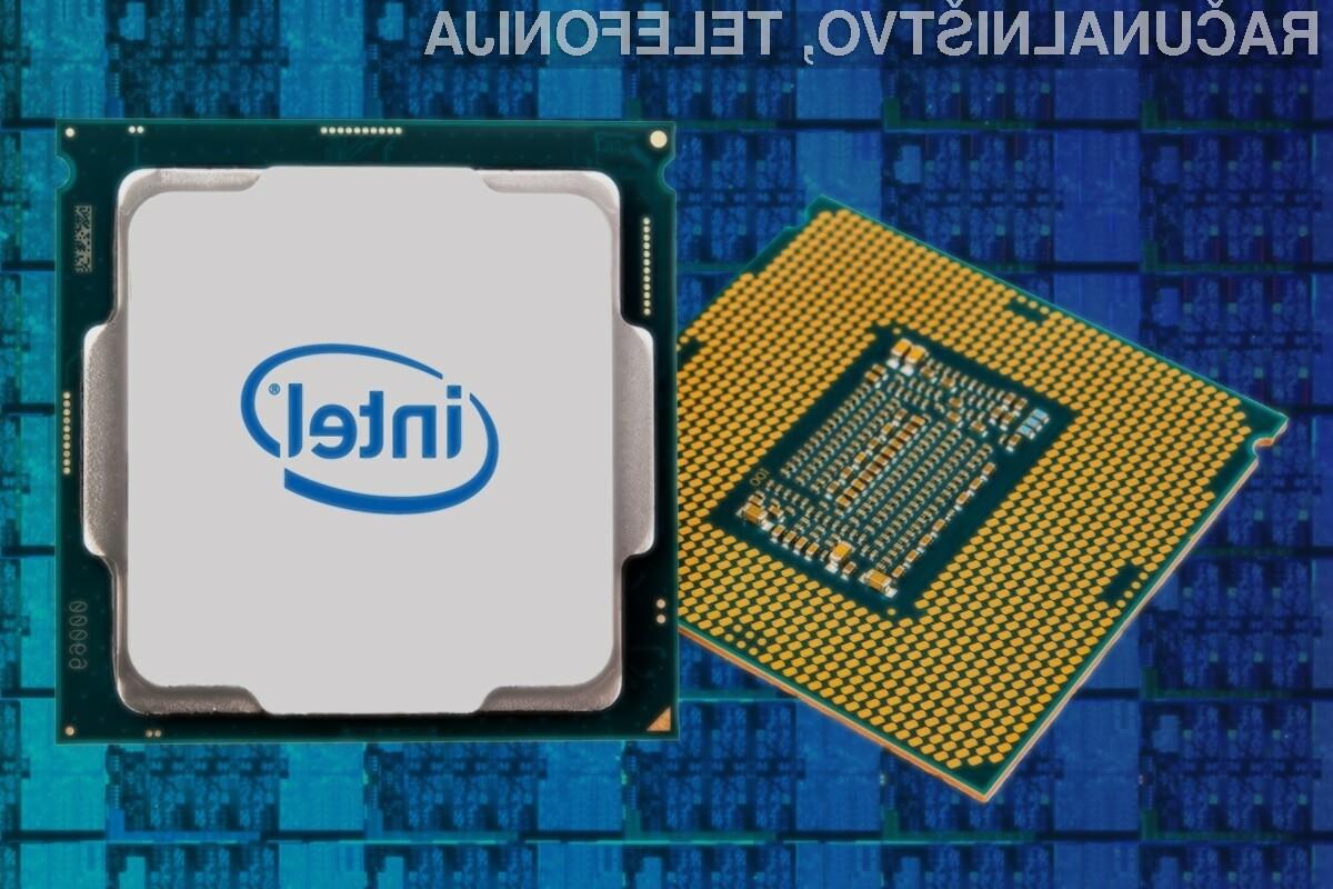Intel bo kmalu ponudil v prodajo procesorja Core i3-3800 in Core i5-8500.