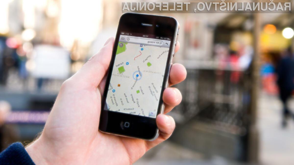 Ugrabljeni študentki je na prostost pomagala aplikacija Google Maps!