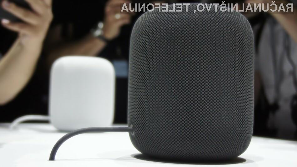 Apple HomePod bo prevzel lovoriko najdražjega pametnega zvočnika na tržišču!