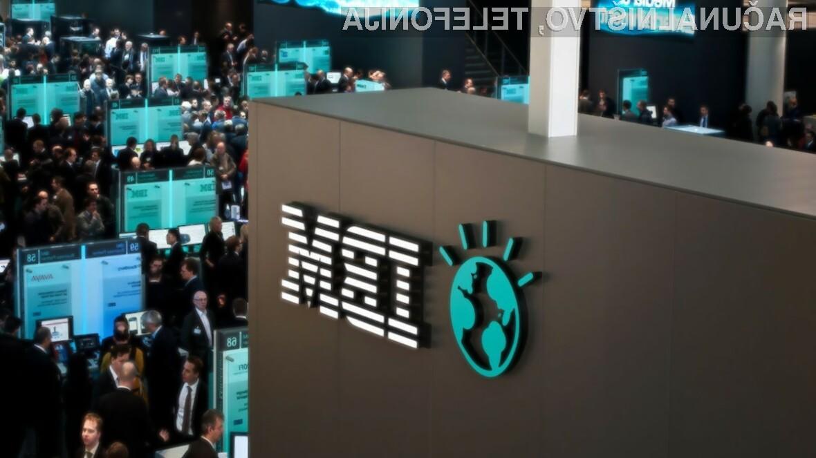 Največ patentov je v lanskem letu uspelo registrirati podjetju IBM.