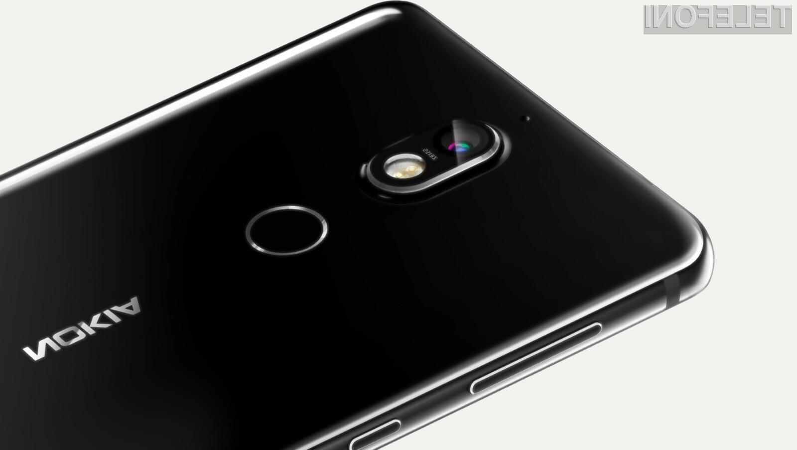Nokia 7 Plus naj bi bil naprodaj še pred poletjem.