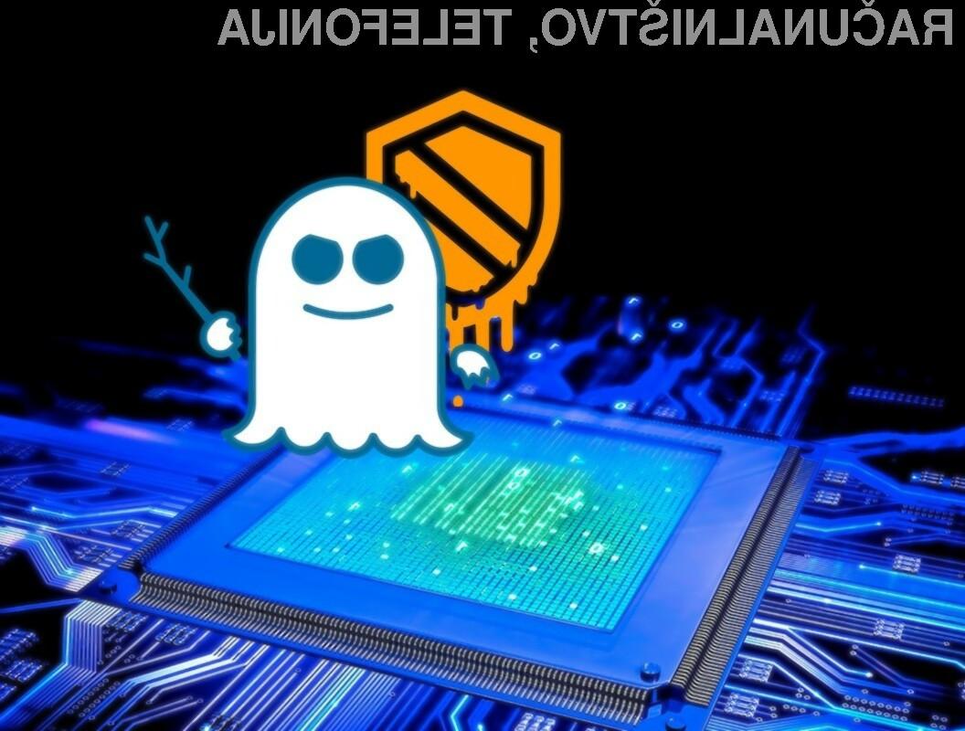 Ranljivosti Meltdown in Spectre sta na kolena spravili celotno računalniško industrijo!
