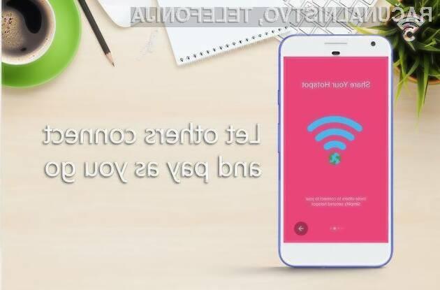Zaslužite z svojimi odvečnimi mobilnimi podatki