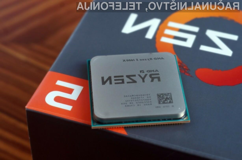 Procesor AMD Ryzen 5 2600 bo za malo denarja ponujal veliko!