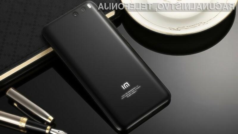 Pametni mobilni telefon Xiaomi Mi 7 bo nudil odlično razmerje med zmogljivostjo in maloprodajno ceno.