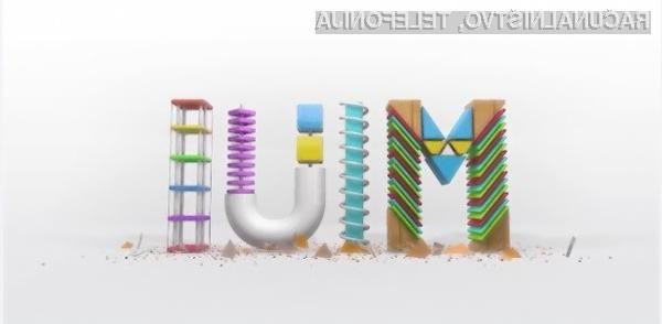 Novi grafični vmesnik MIUI 10 naj bi prejela le peščica telefonov Xiaomi.