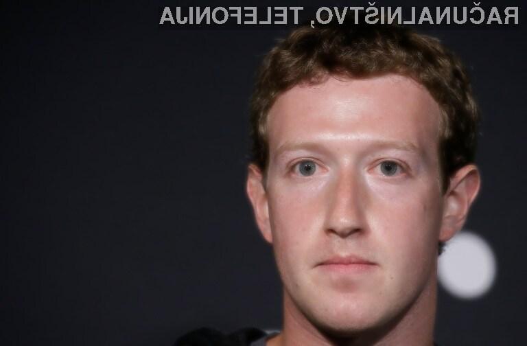 Facebook naj bi že večkrat kršil zasebnost uporabnikov!