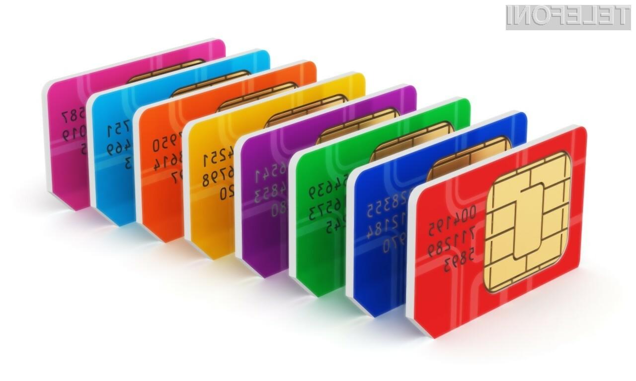 Eno čipovlje v mobilni napravi naj bi vsebovalo kar tri ključne komponente in sicer procesor, model ter telefonsko kartico SIM.
