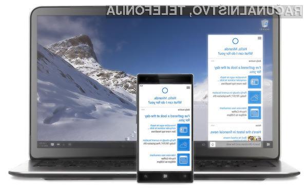 Novi Windows 10 bo znatno pohitril naše delovne postaje!