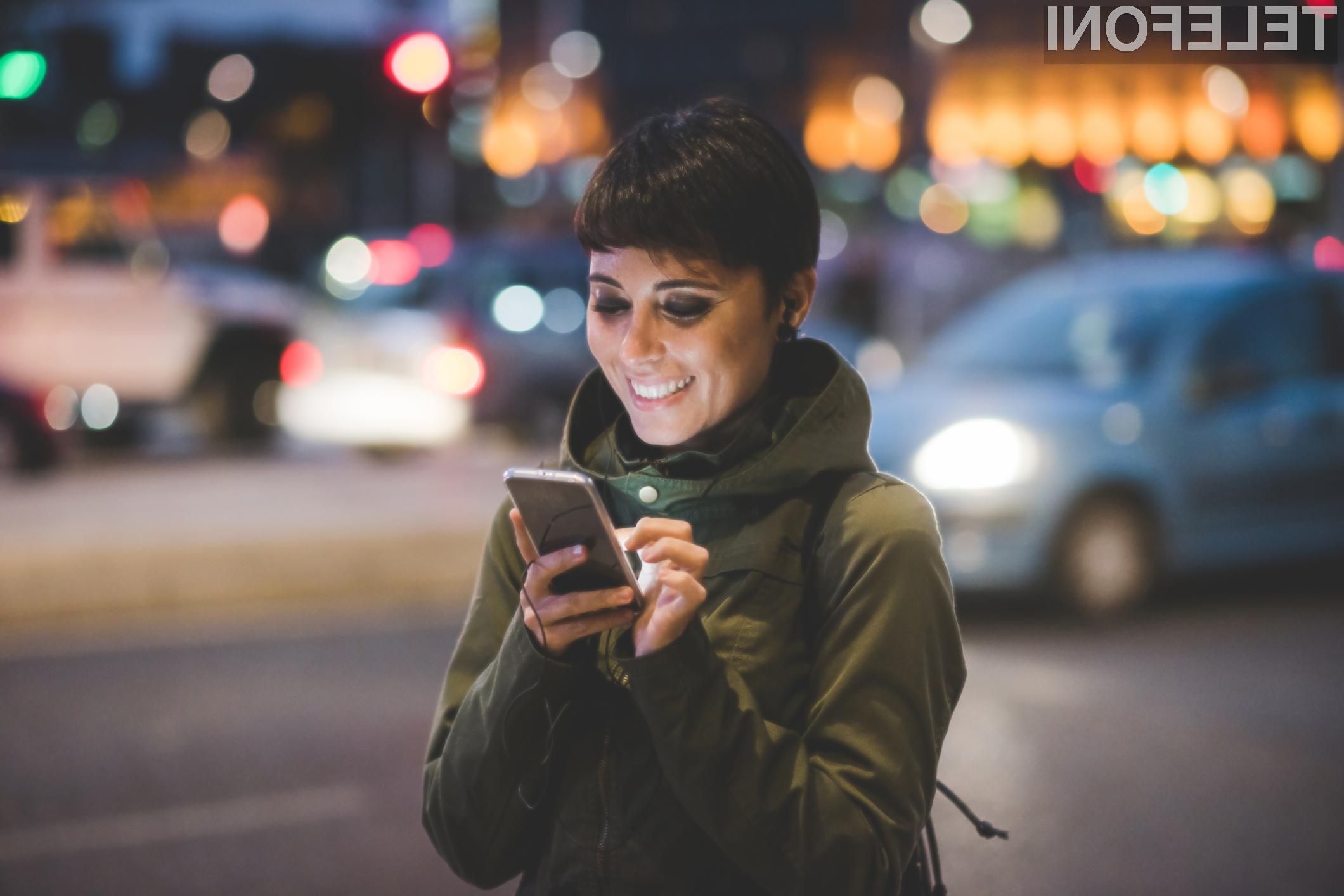 Zdaleč najbolj sevajo pametni mobilni telefoni podjetji OnePlus, Huawei, Nokia in Apple.