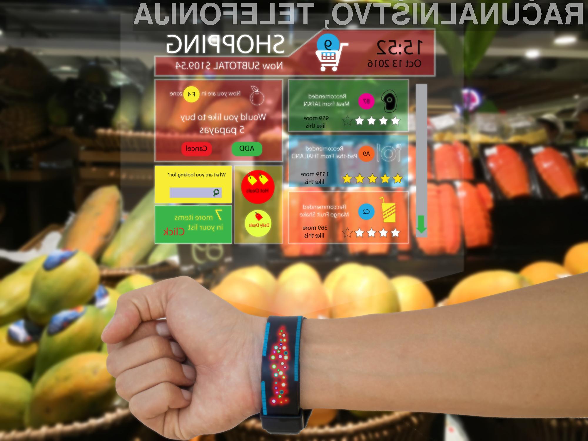 Trend nakupovanja je že danes močno odvisen od razvoja tehnologije.