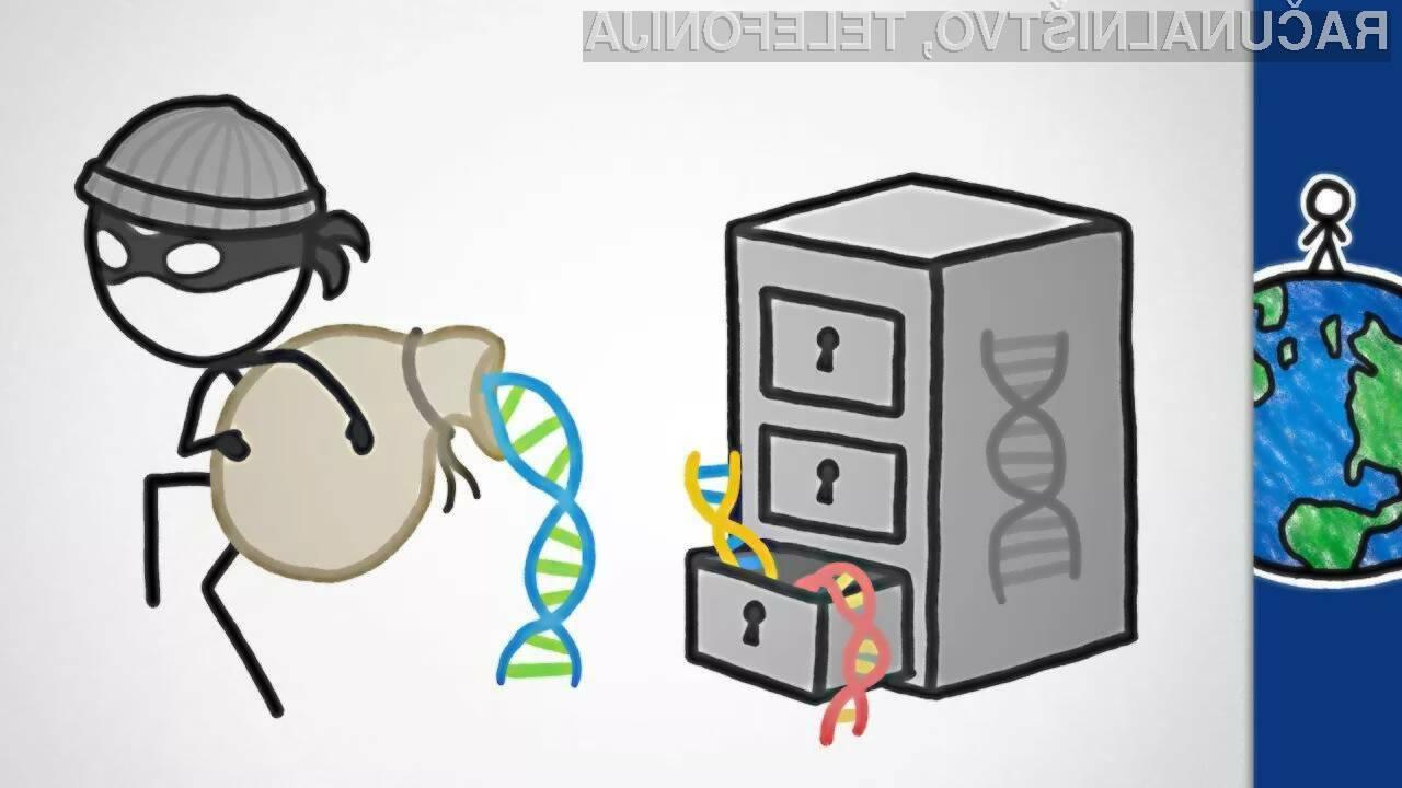 Kaj vse DNK pove o nas?
