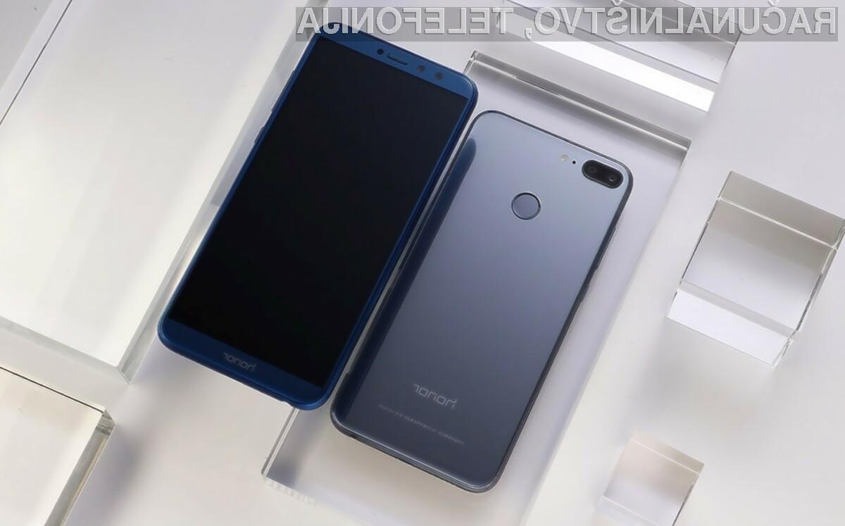 Odličen telefon Huawei Honor 9 Lite bomo kmalu lahko kupili tudi pri nas!