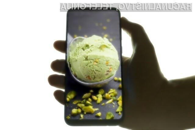 Android 9 P bo podpiral zaslone z režo na vrhu.