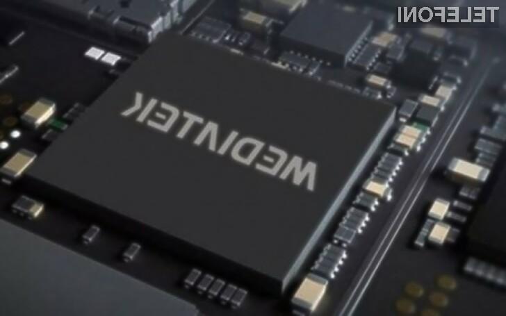 Mobilni procesor MediaTek Helio P60 bo enako zmogljiv kot precej dražji Qualcomm Snapdragon 660!