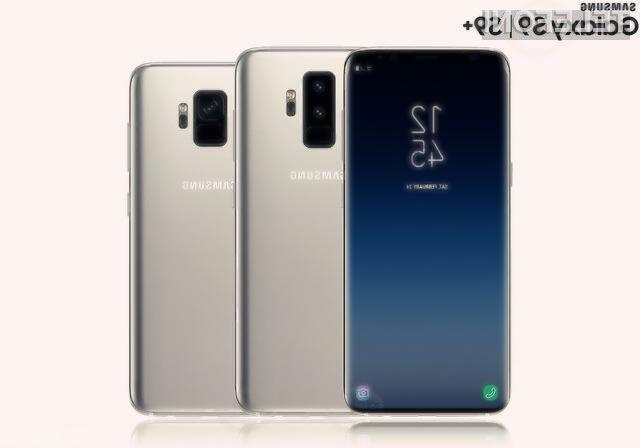 Samsung predstavil novi Galaxy S9 s kar štirimi videoposnetki!