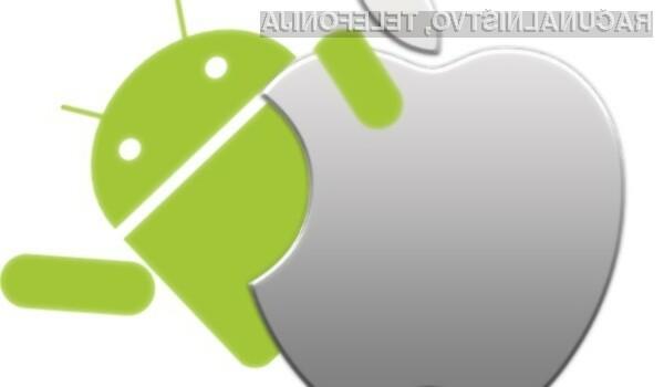 Stopnja lojalnosti med uporabniki Androida znaša kar 91 odstotkov.
